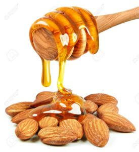 Honey and almond The Best home remedy and beauty tip for face pack
