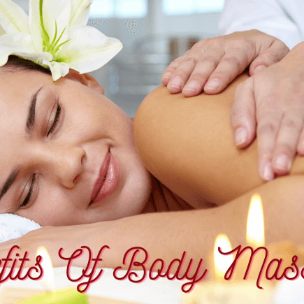 Benefits of Body Massage