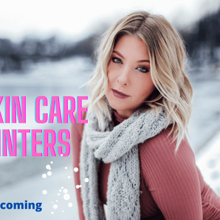 Dry skin care in winters naturally