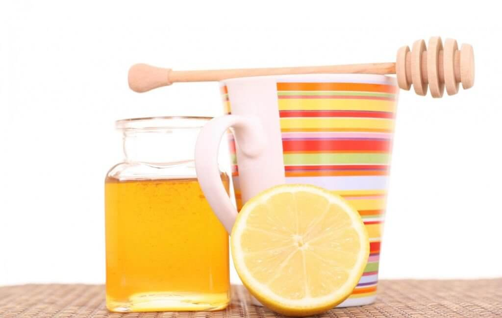 Lemon Honey Water for weight lose drink