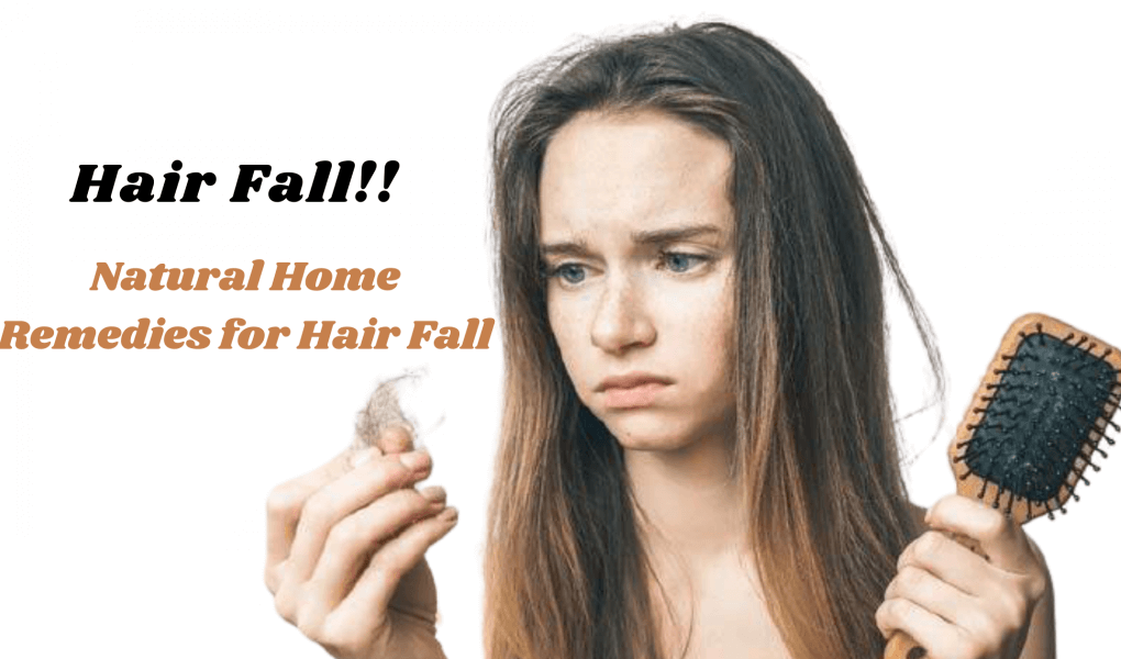 Hair Care and Hair fall, Natural Home Remedies